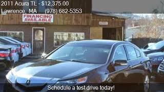 08-2017-Acura-TLX-Interior-Dashboard Acura Tl 2011 For Sale