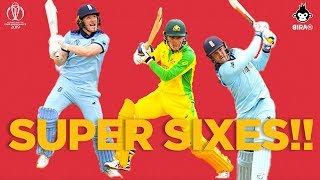 Bira91 Super Sixes! | Australia vs England | ICC Cricket World Cup 2019