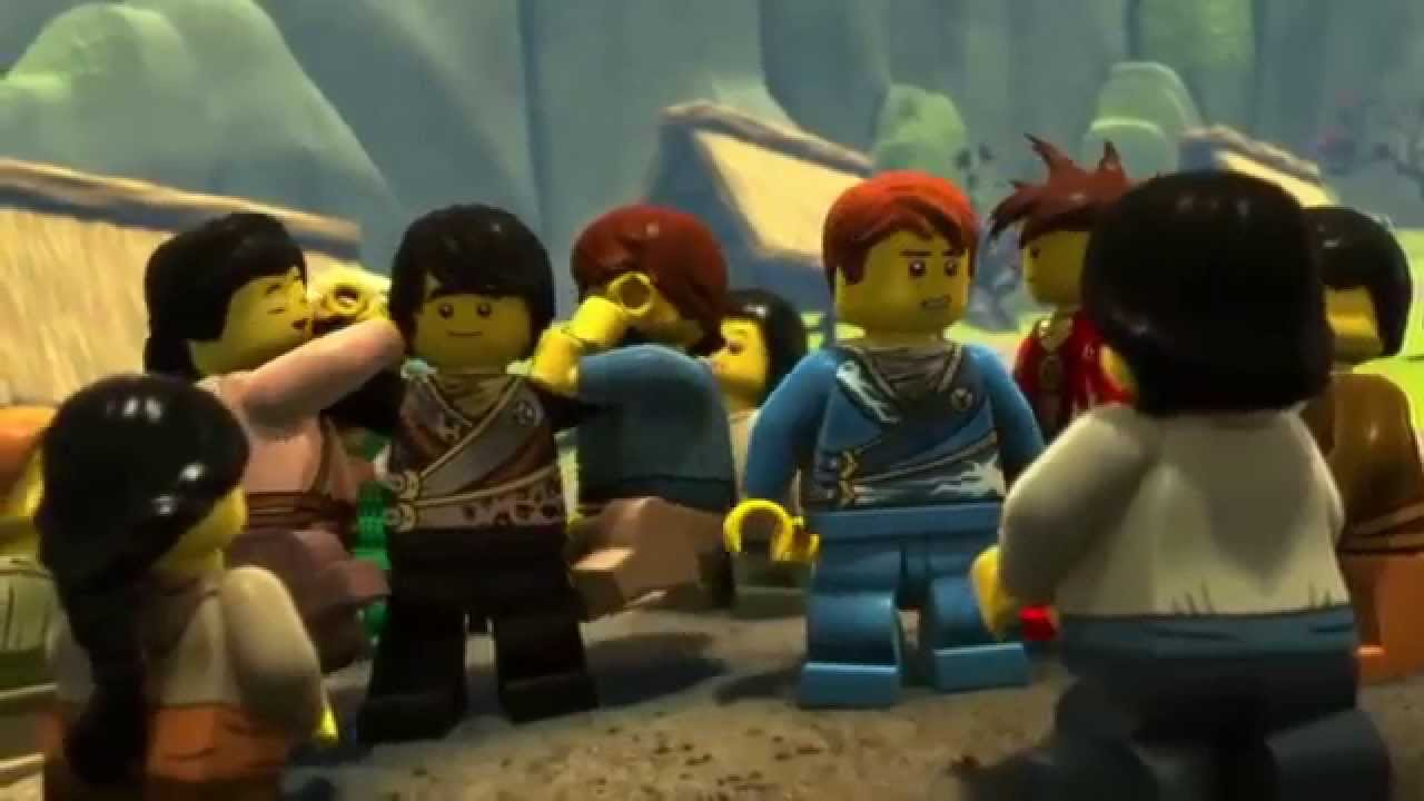 Ninjago | All Characters | Rebooted | - YouTube