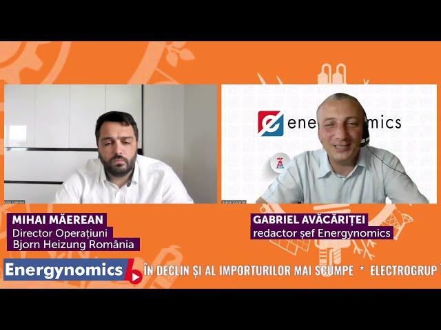 EnergynomicsTalks cu Mihai Măerean, Bjorn Heizung România