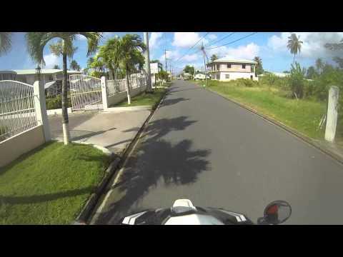 141227 Tobago - Scarborough to Pigeon Point to Shirvan Road
