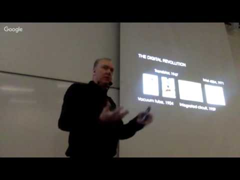 New Technology Lecture L03 Exponential World