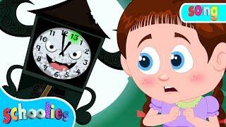 Clock Has Struck Thirteen | Schoolies | Videos Songs And Videos For Children's
