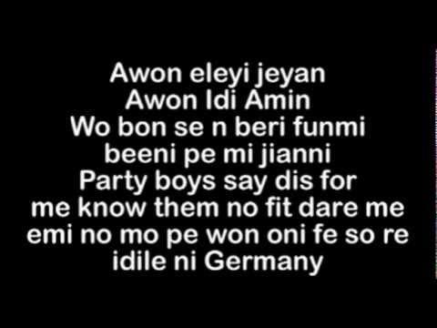Olamide - Ilefo Illuminati Lyrics (Official)