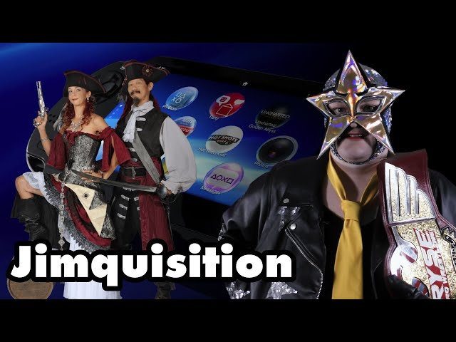 Why It's Morally Okay To Pirate All Of Sony's Games (The Jimquisition)