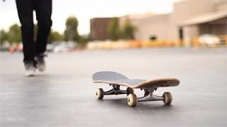 Как начать кататься на скейтборде