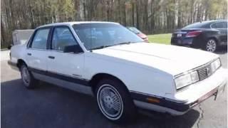 1991 Pontiac 6000 Used Cars Cincinnati Oh