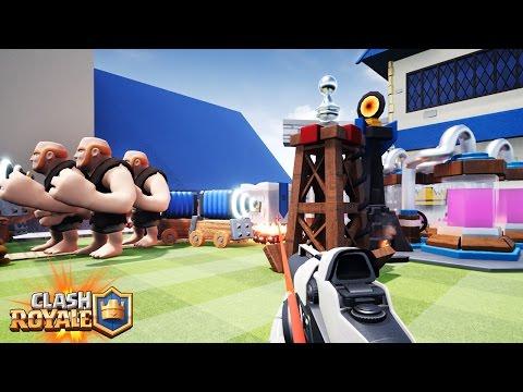 ¡¡DESCARGA y JUEGA Clash Royale EN 3D!! NUEVO MOD REALIDAD VIRTUAL [Fernando CoC]