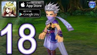DISSIDIA Final Fantasy OO Android iOS Walkthrough - Part 18 - Chapter 3: Lost Kingdom of Thronus
