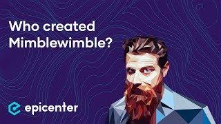 Who created the Mimblewimble anonymous blockchain protocol?