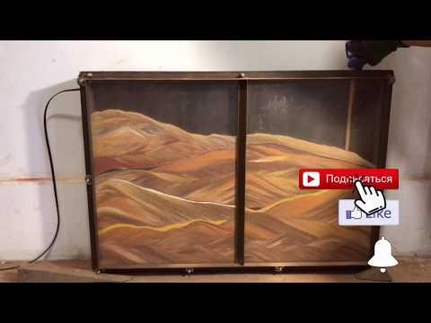 Печать Гибкого Камня () создание узора () приготовления клеевых