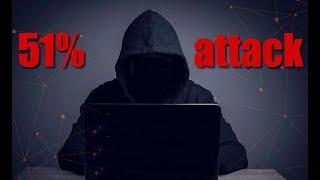 Атака 51%. Последствия для платформы и инвесторов