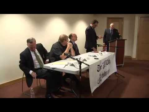 Norwich House candidates forum