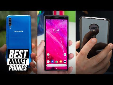 Best budget phones in 2020