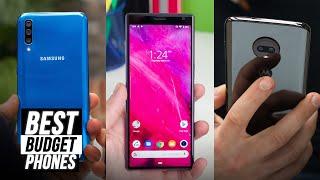 Best budget phones in 2019