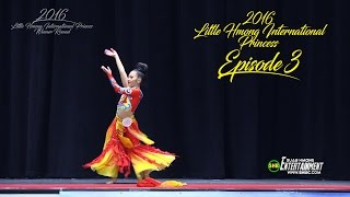 SUAB HMONG E-NEWS: EP 03 - Talent Round - 2016 Little Hmong International Princess Competition