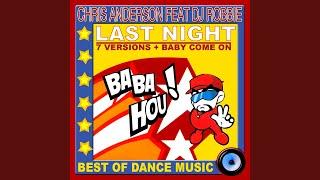 Last Night (feat. DJ Robbie) (Remix 2002)