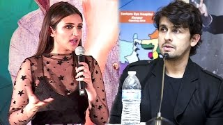 Parineeti Chopra's BEST Reply On Sonu Nigam's Azaan Controversy