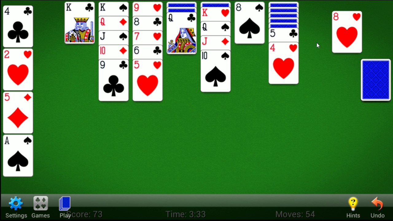 Mobile Solitaire Free