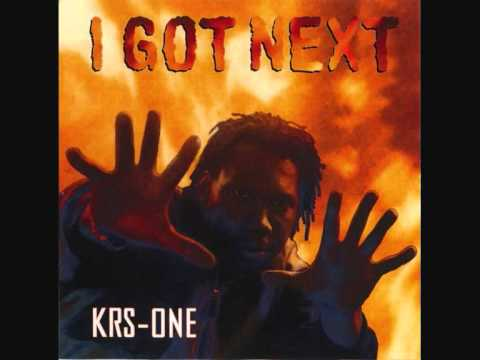 KRS ONE   Just to prove a point