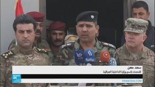الشرطة الاتحادية العراقية تقتل على المحور الجنوبي للموصل 955 جهاديا