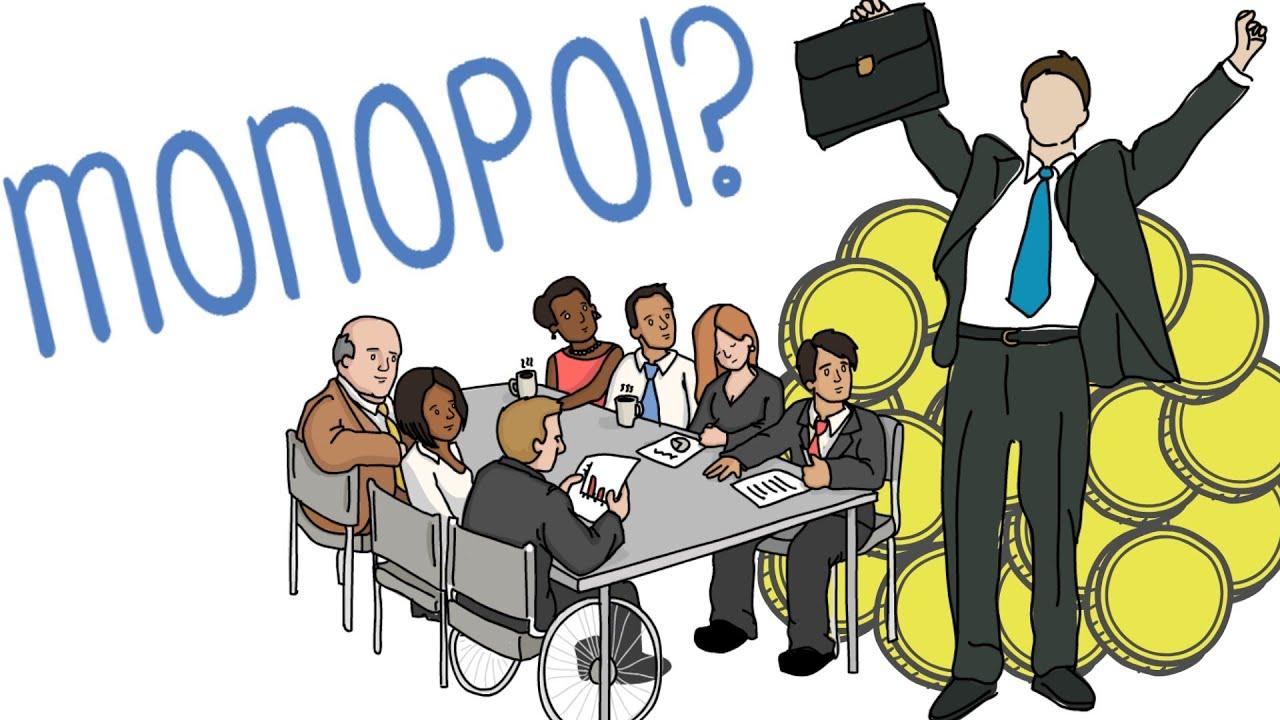 was bedeutet monopol