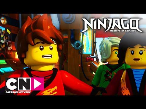 Ниндзяго | Несущие гибель| Cartoon Network