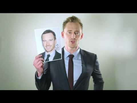 Tom Hiddleston and James Corden in Pet Peeve