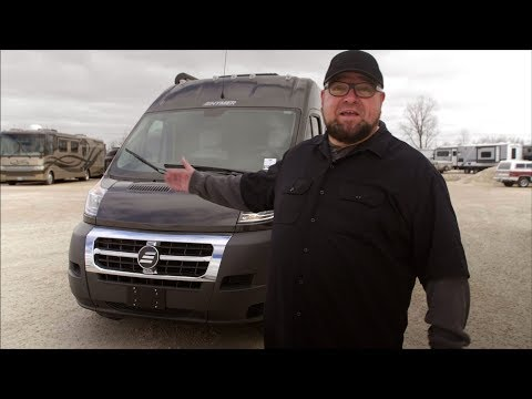 2018 Hymer Aktiv Review | Winnipeg Free Press Autos | GNR Camping World