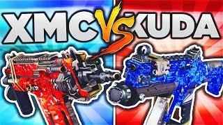 XMC vs KUDA! (BO3 DLC WEAPON FACE OFF) BLACK OPS 3 DLC WEAPON SUPPLY DROP OPENING!