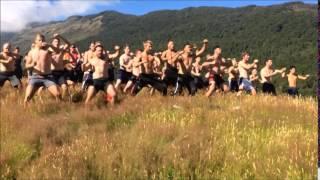 Otago PE Haka 2014, stream C