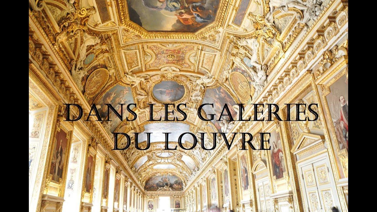 Dans les galeries du Louvre - La peinture flamande - YouTube