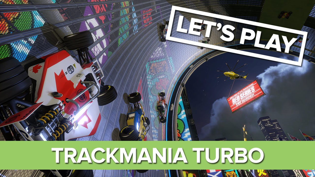let 39 s play trackmania turbo trackmania turbo gameplay. Black Bedroom Furniture Sets. Home Design Ideas