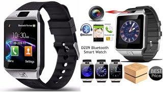 Умные smart watch phone DZ09 PLOYER часы телефон Wearable Devices T1D (DZ09)