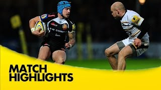 Exeter Chiefs v Wasps - Aviva Premiership Rugby 2014/15