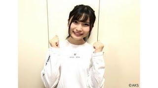 "AKB48 TeamBの福岡聖菜が挑む""32kmマラソン""の模様が、12月3日(日)13..."
