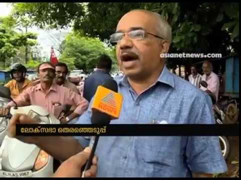 Kozhikode LDF candidate A. Pradeepkumar about lastlap campaign