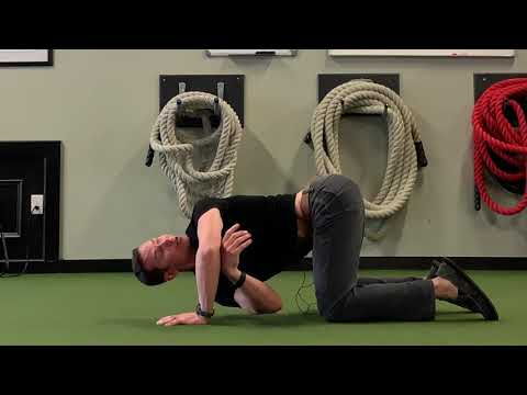 THE 6 POINT THORACIC ROLL