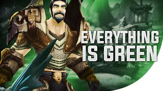 EVERYTHING IS GREEN (Marksman Hunter PvP) (WoW)