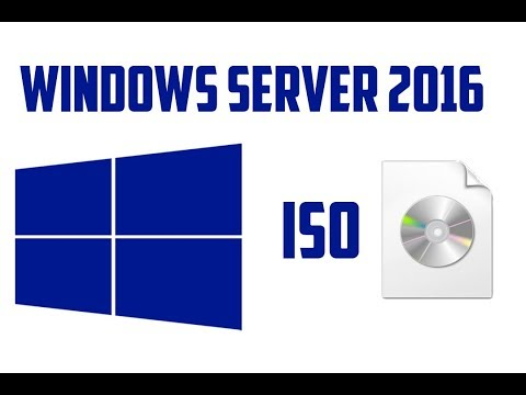 How To Download Windows Server 2016 ISO From Microsoft Official Website