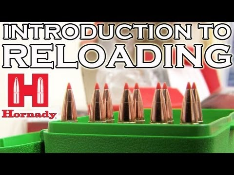 Introduction to Reloading with Hornady