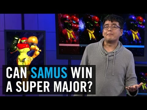 Melee Science: Can Samus win a super major?