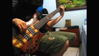 Sentenced - Drain Me (Bass Cover)