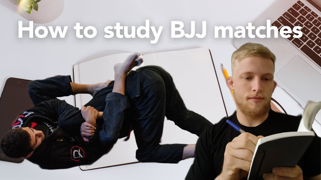 BJJ & Corona: How to study matches