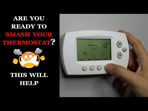 honeywell rth9580wf youtube wiring diagram headlight relay how to install your wi fi smart thermostat 11 52