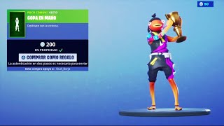 THE *NEW STORE* OF FORTNITE TODAY JULY 28 *LAST DAY* EXCLUSIVE SKINS OF THE *WORLD CUP* ❤️