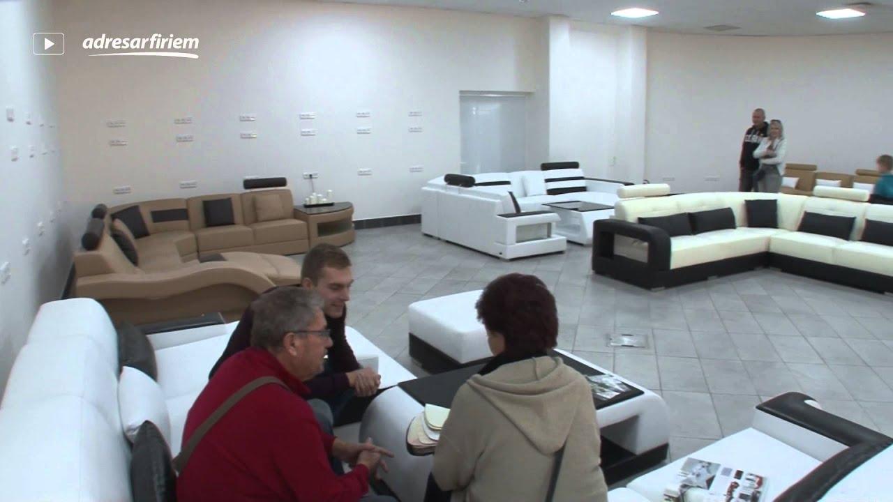 Video R2Design, s.r.o. - luxusné kožené sedačky