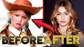 Gigi Hadid Glow Up 2019 | Before & After Transformation