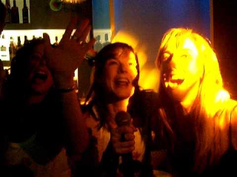 embrujo la linea,karaoke