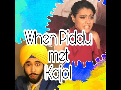 Piddu Ki Sher Market: Starring Kajol